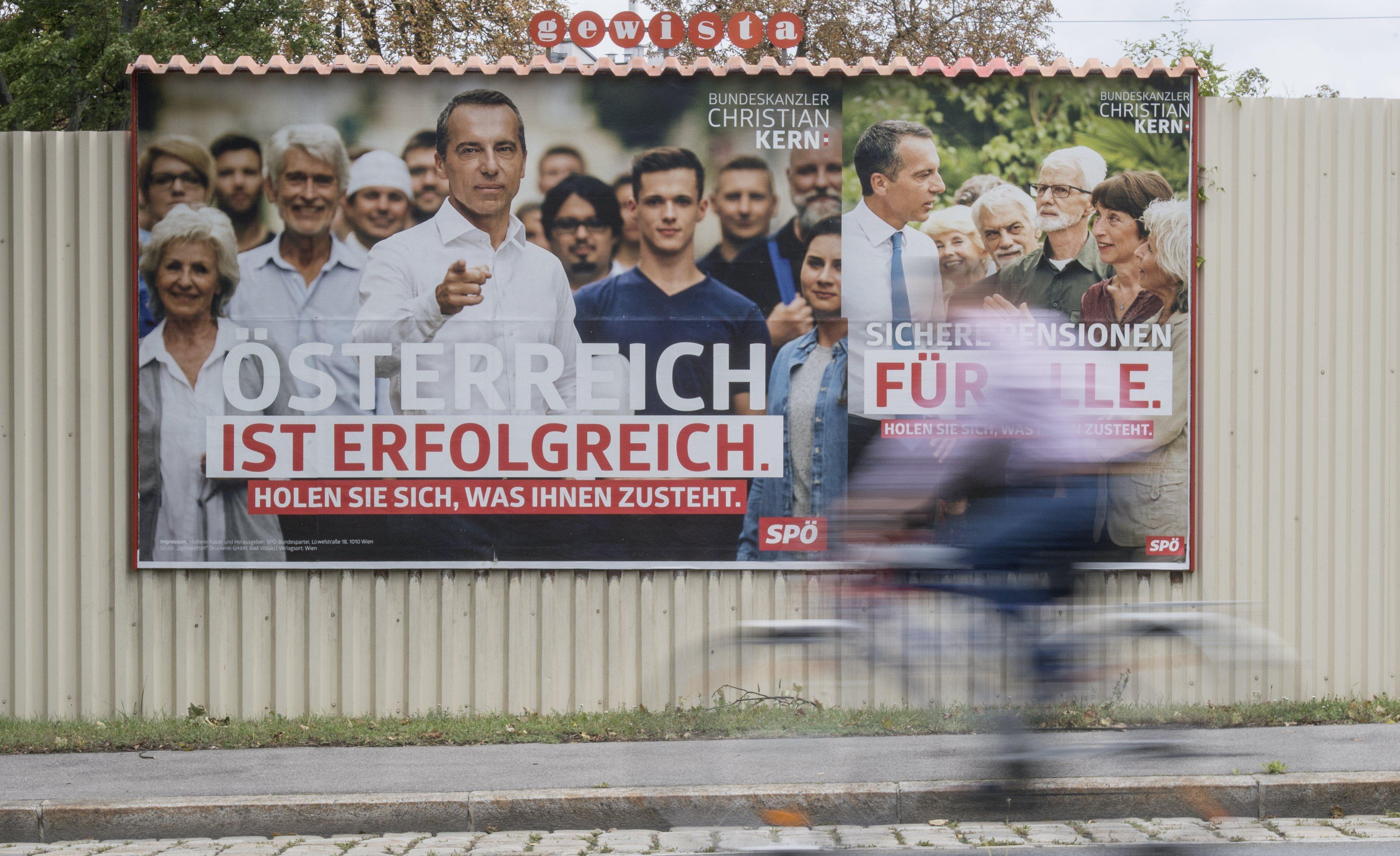 Vodeći austrijski socijaldemokrat podnio ostavku zbog prljave kampanje svoje stranke