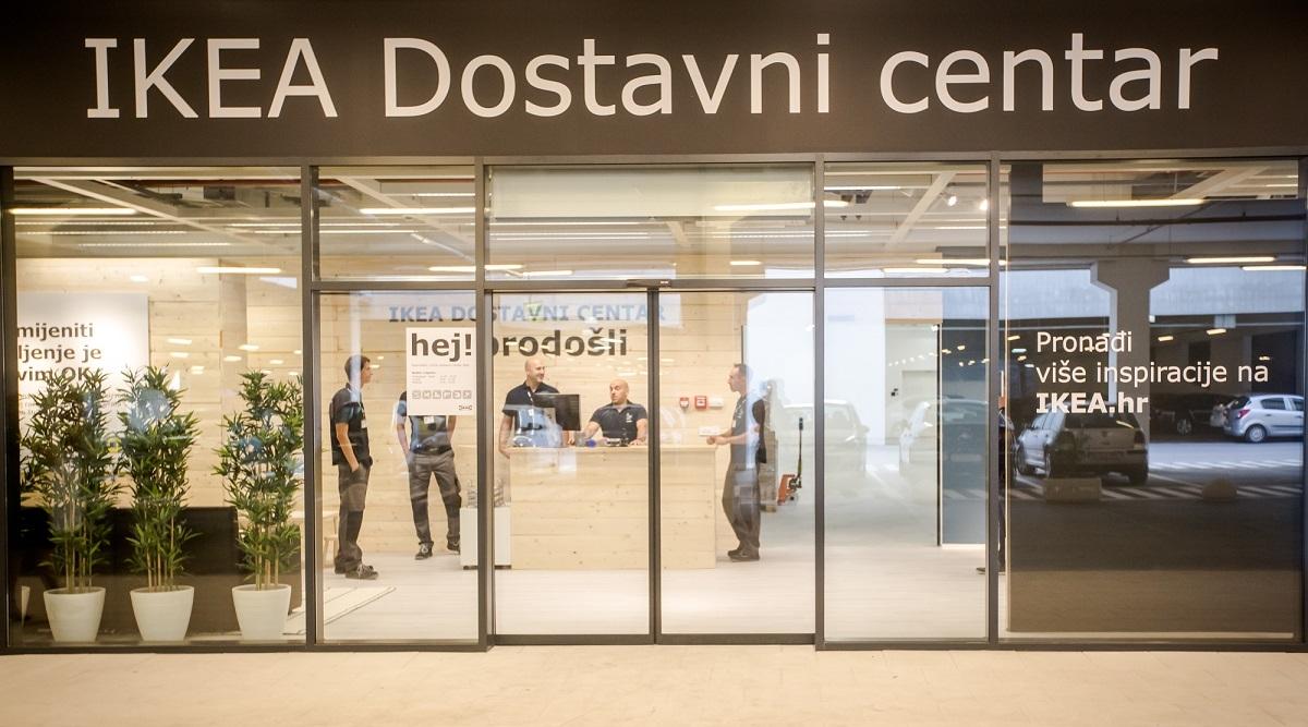 FOTO: IKEA dostavni centar u Gradu Splitu počeo s radom