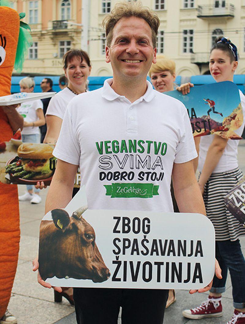 Veganstvo svima dobro stoji na 10-om ZeGeVege festivalu