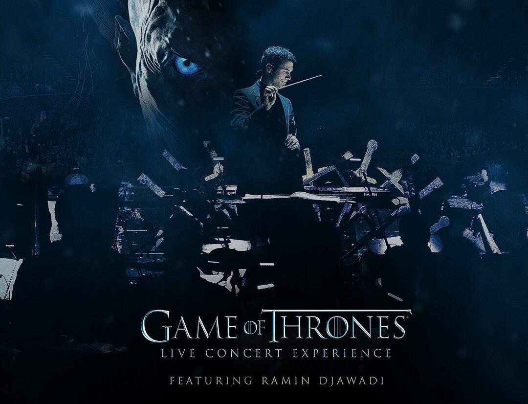 Spektakl 'Game of Thrones Live Concert Experience' u bečkoj dvorani Stadthalle