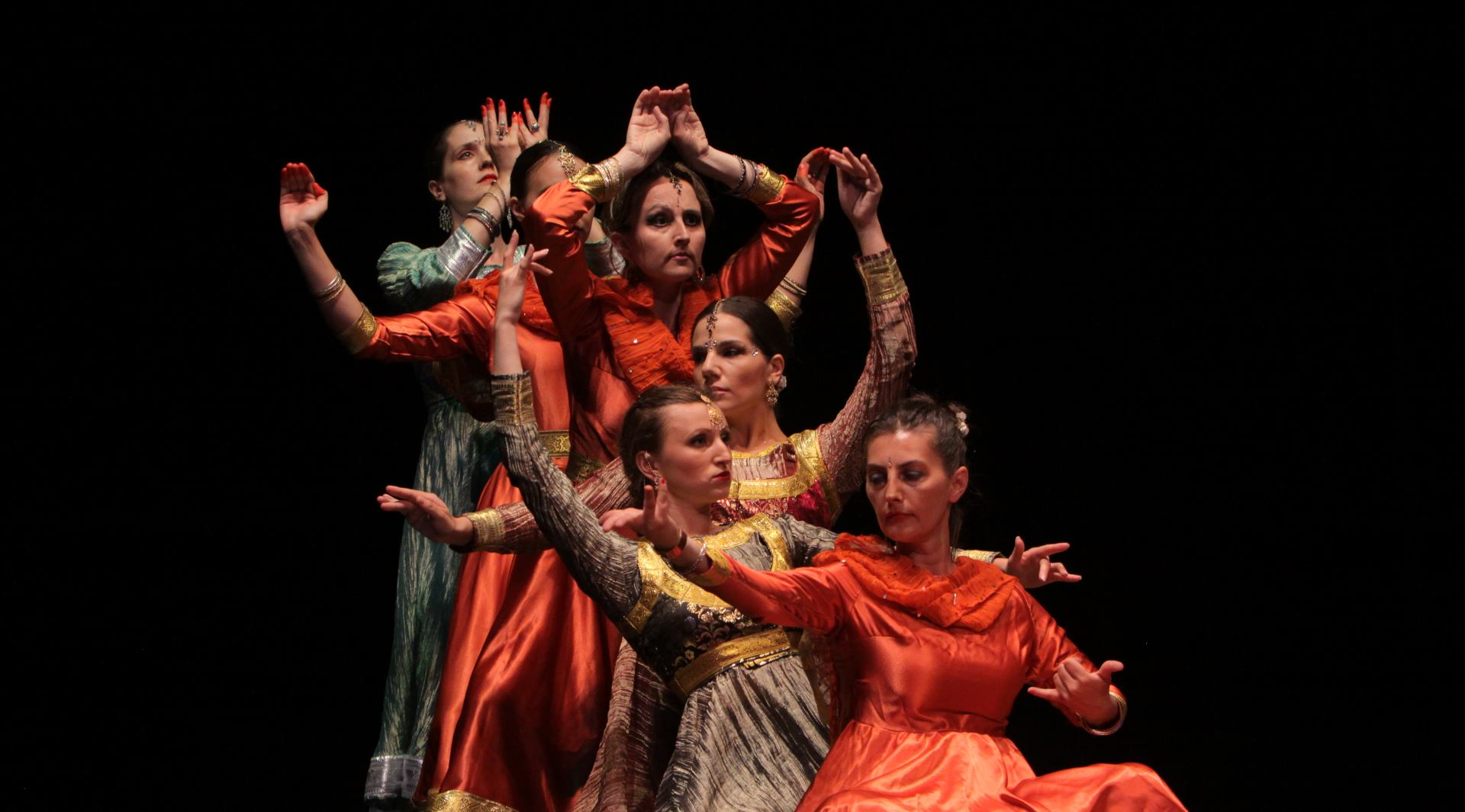 FOTO: Plesni tečajevi i dan otvorenih vrata u Indijskom kulturnom centru
