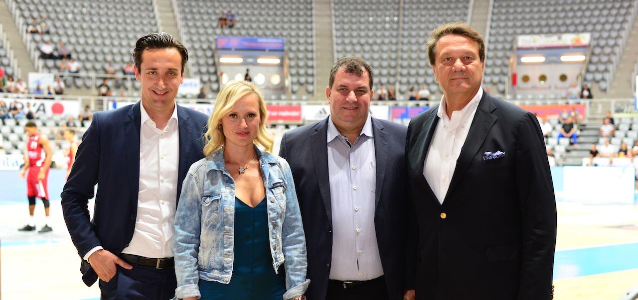 FOTO: Gospodin Jakov Kitarović na Zadar Basketball Tournamentu