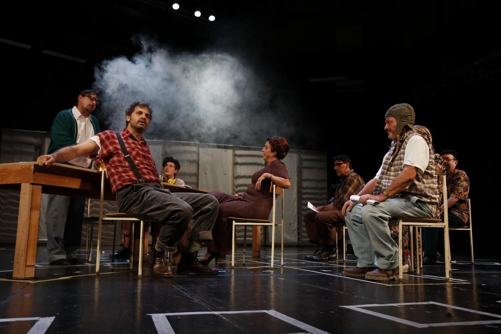 FOTO: Premijera Brešanovog 'Hamleta u selu Mrduša Donja' prvi put na talijanskom