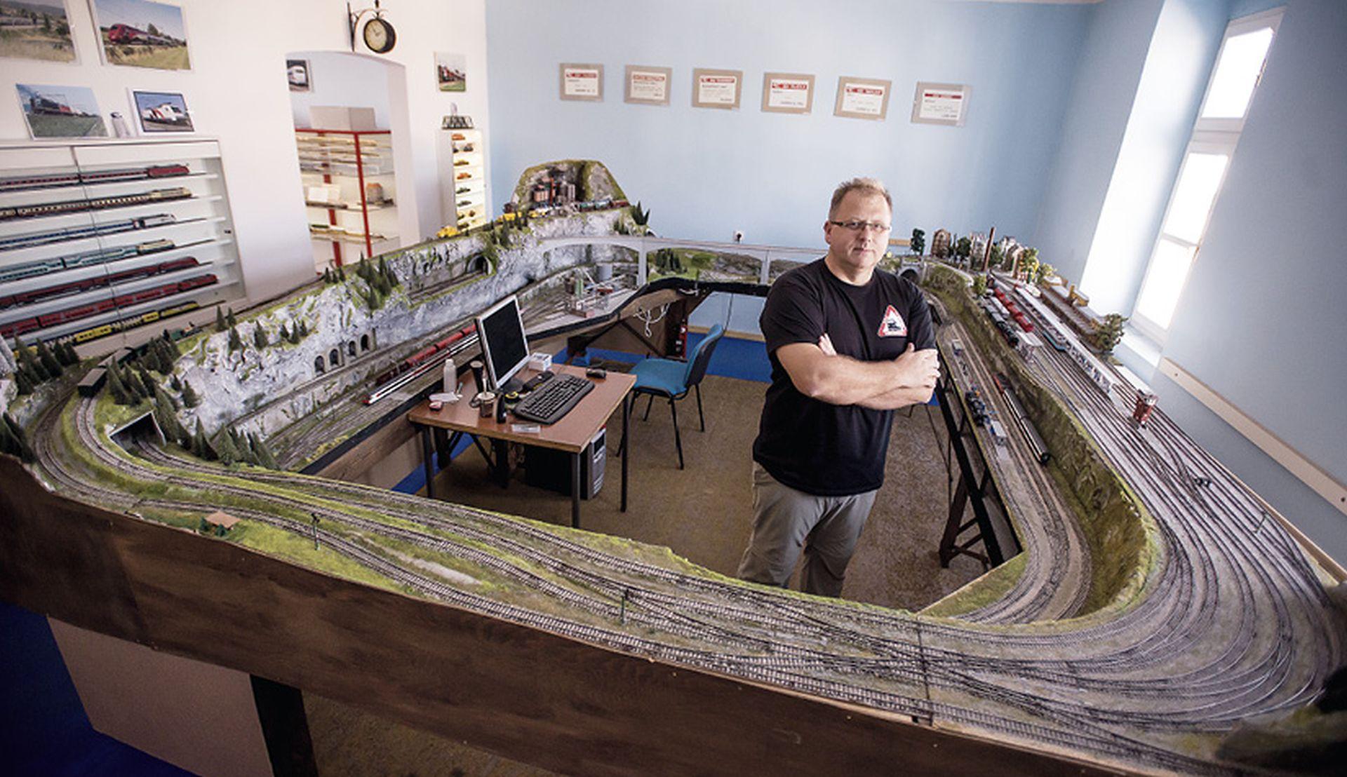Kad ljubav prema vlakovima postane posao i uspješan turistički proizvod