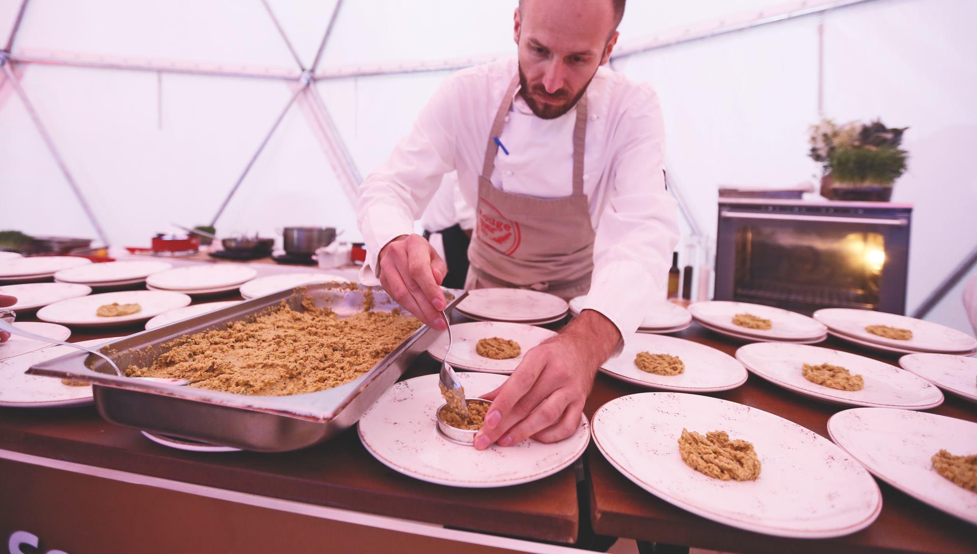 FOTO: Chef Marin Medak oduševio poznate goste i predstavio Somat novitete
