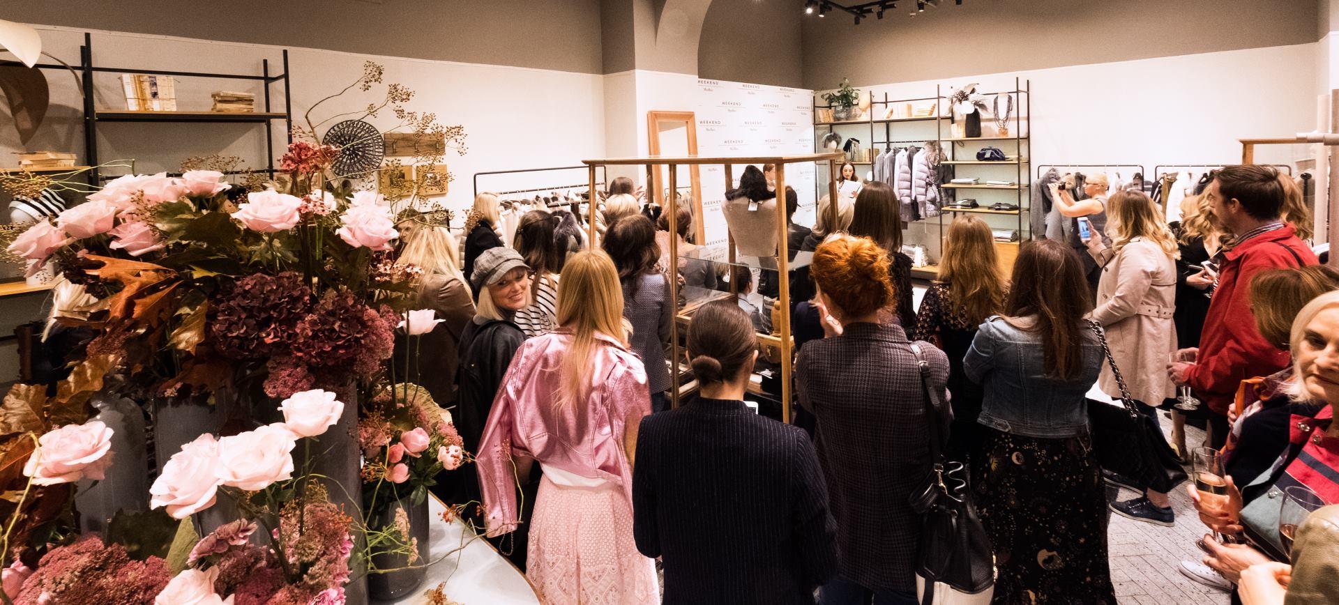 FOTO: Dvije godine Weekend Max Mare u Zagrebu uz novu Couture Capsule kolekciju