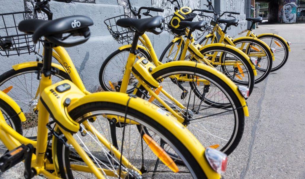 Ofo-bicikli stigli i u austrijski glavni grad