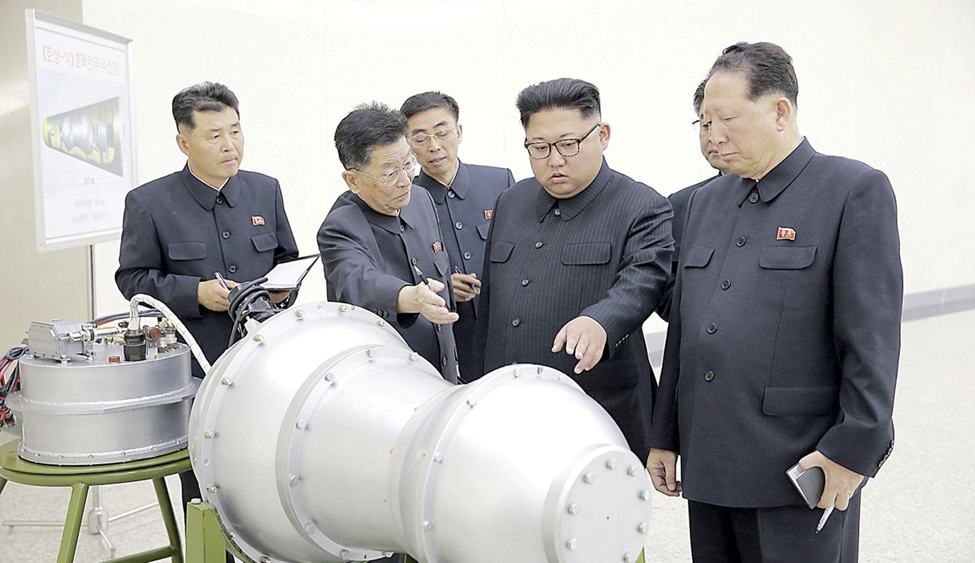 Nova elita Kim Jong-una zaslužna za razvoj nuklearnog programa