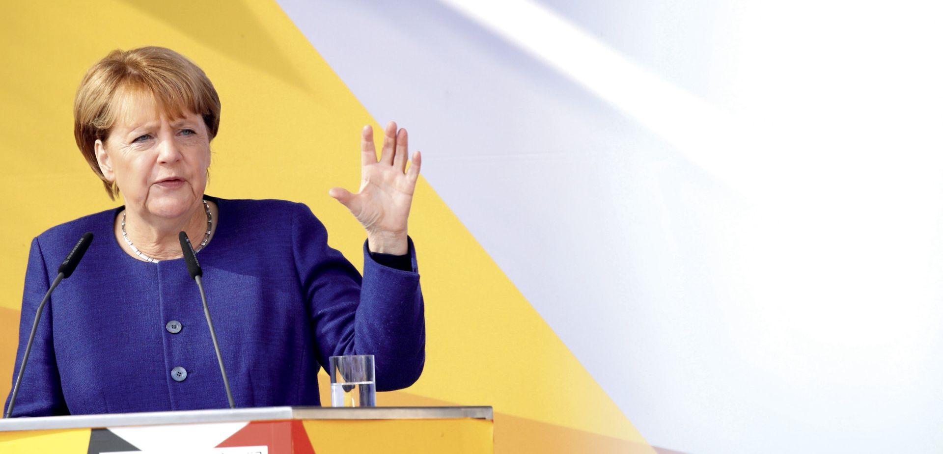 Gospodarski rast i čvrst stav prema Putinu za novi mandat Angele Merkel