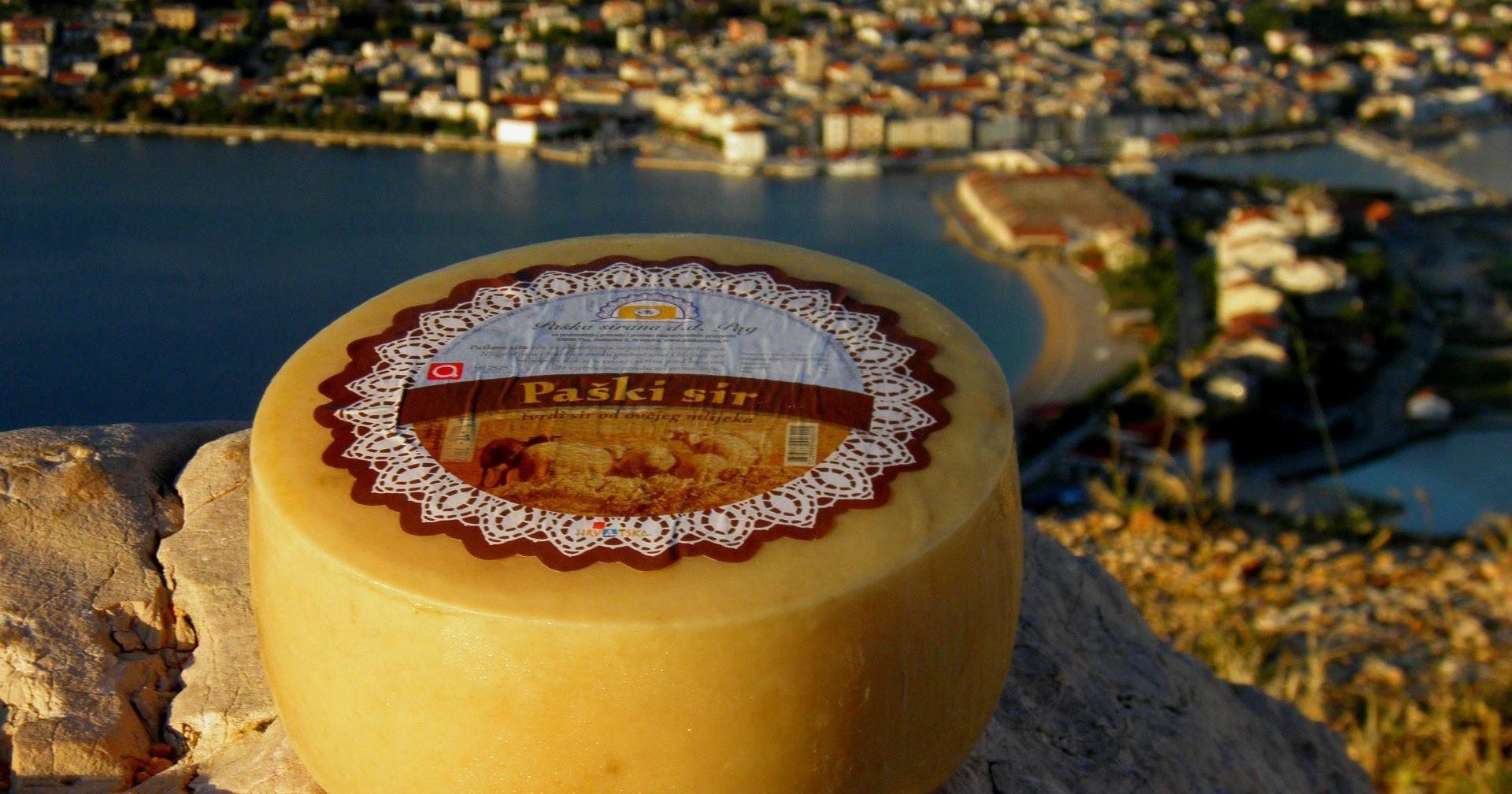 Dvije zlatne medalje za Pašku siranu na Global Cheese Awardsu u Engleskoj