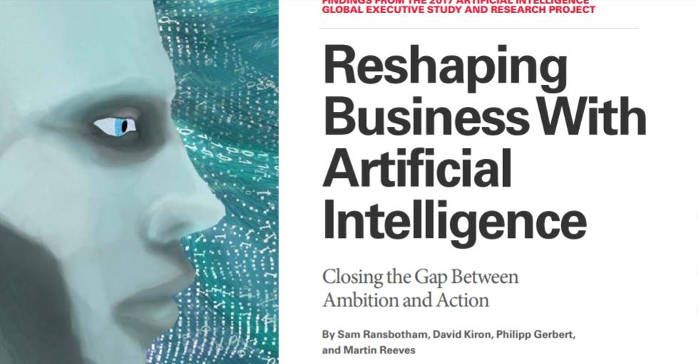 BCG i MIT Malo tvrtki značajnije ulaže u razvoj umjetne inteligencije