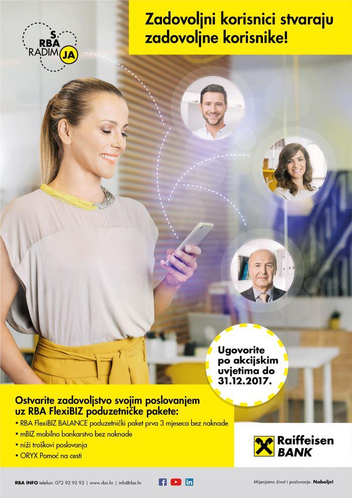 VIDEO: Nova SME kampanja 'Zadovoljni korisnici zadovoljnih korisnika' agencija McCann Zagreb i Fahrenheit za RBA