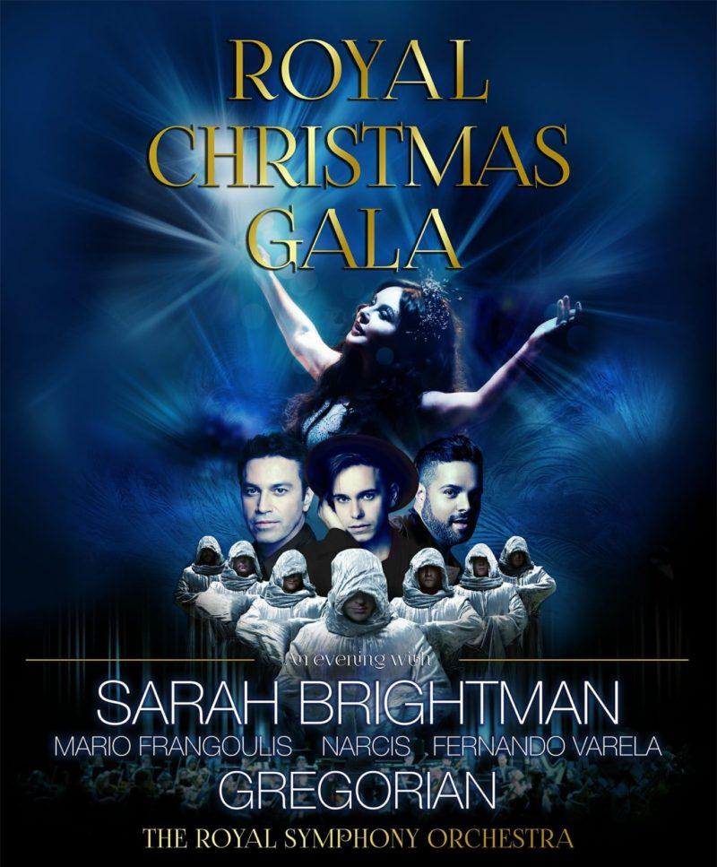 ROYAL CHRISTMAS GALA Božićni koncert će uveličati tenori Mario Frangoulis, Fernando Varela i Narcis