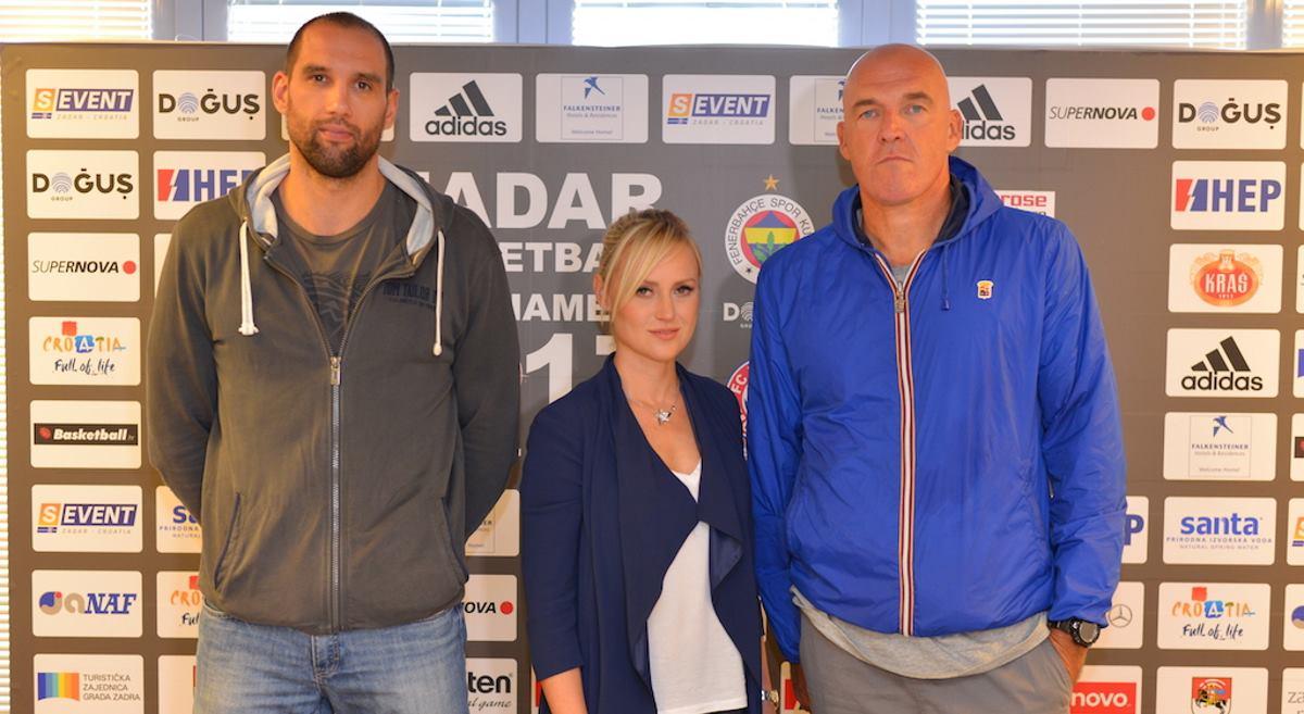 FOTO: Zadar Basketball Tournament počinje utakmicom Brose Bamberga i Himkia