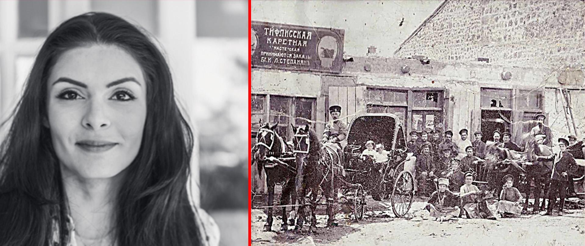 GOST KOLUMNIST: MARIA GRIGORYAN Genocid nad Armencima i sudbina mojih predaka