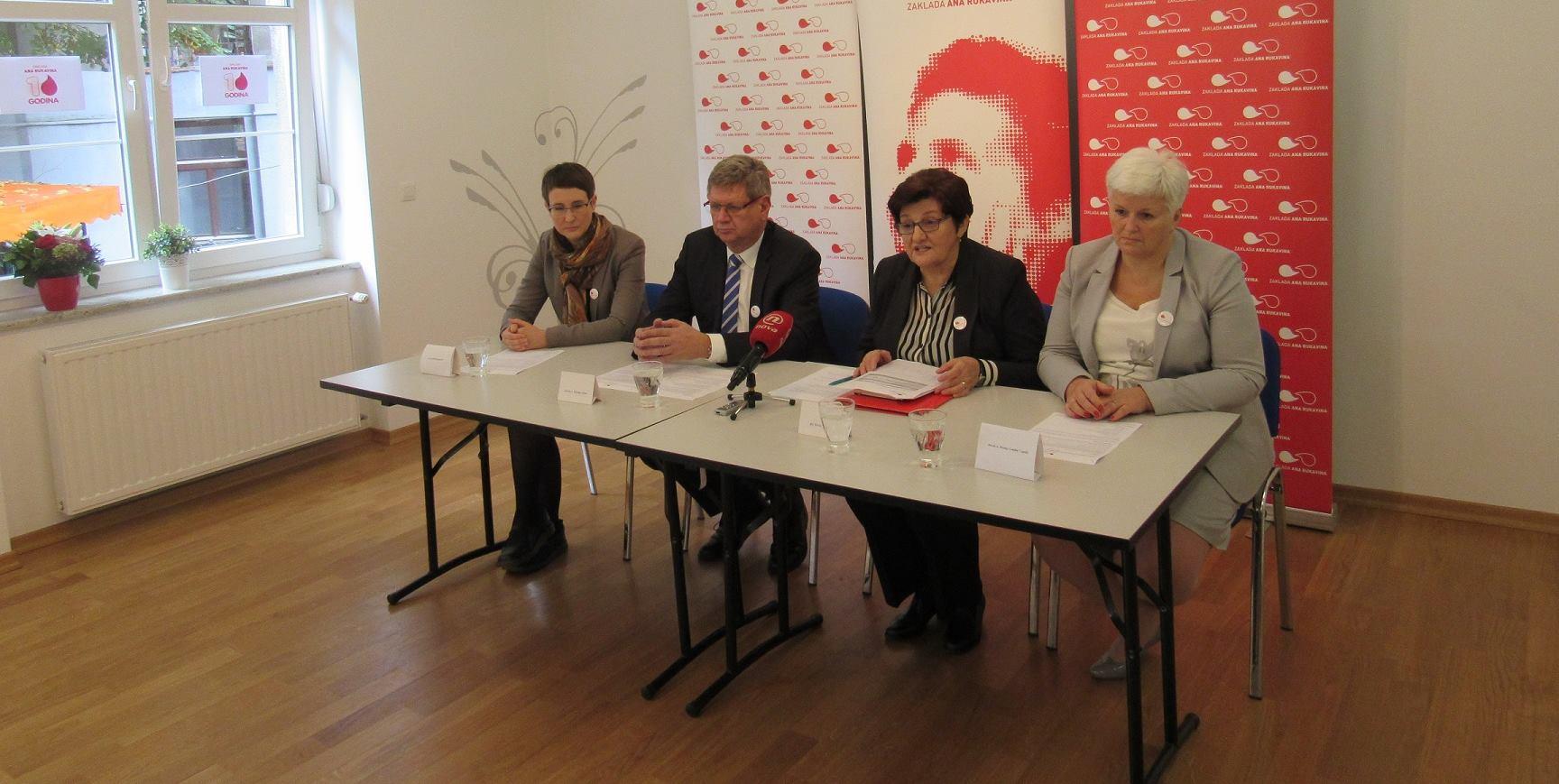 Zaklada Ana Rukavina odabrala liječnicu za stručno usavršavanje i donirala vrijedan uređaj KBC-u Zagreb