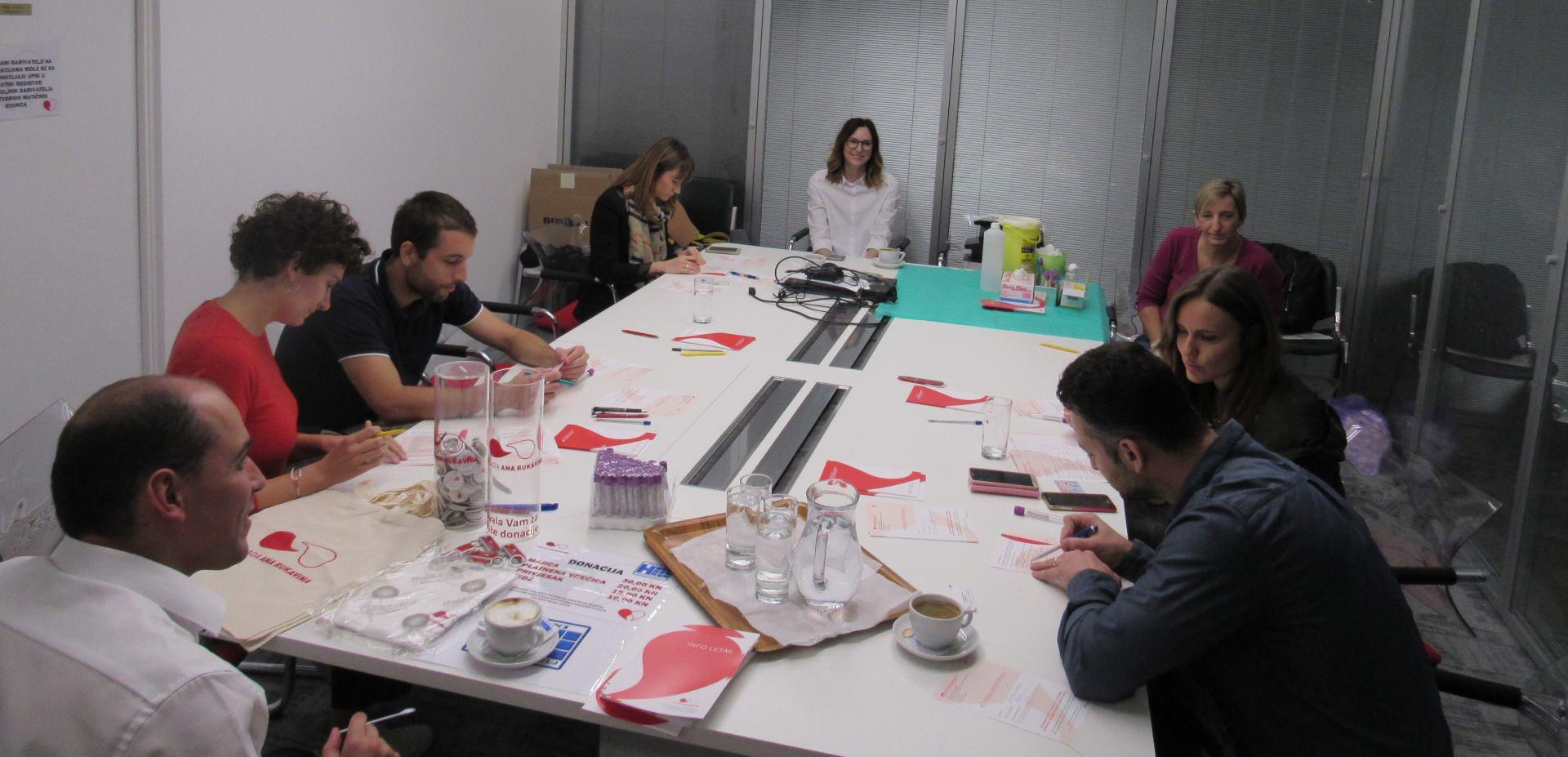 Zaposlenici Hrvatskih voda odazvali se akciji Zaklade Ana Rukavina