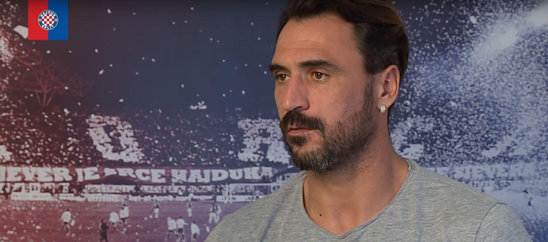 """VIDEO: PREMIERA ALMEIDE U NEDJELJU """"Znam da je Hajduk ovdje religija"""""""