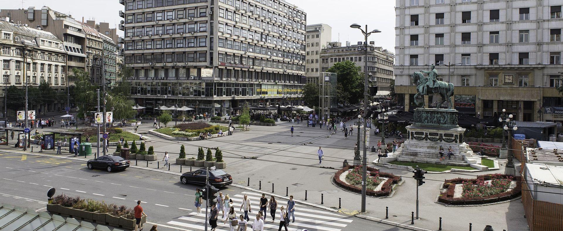 Uhićen vozač automobila koji je pokosio djevojku u pješačkoj zoni u središtu Beograda