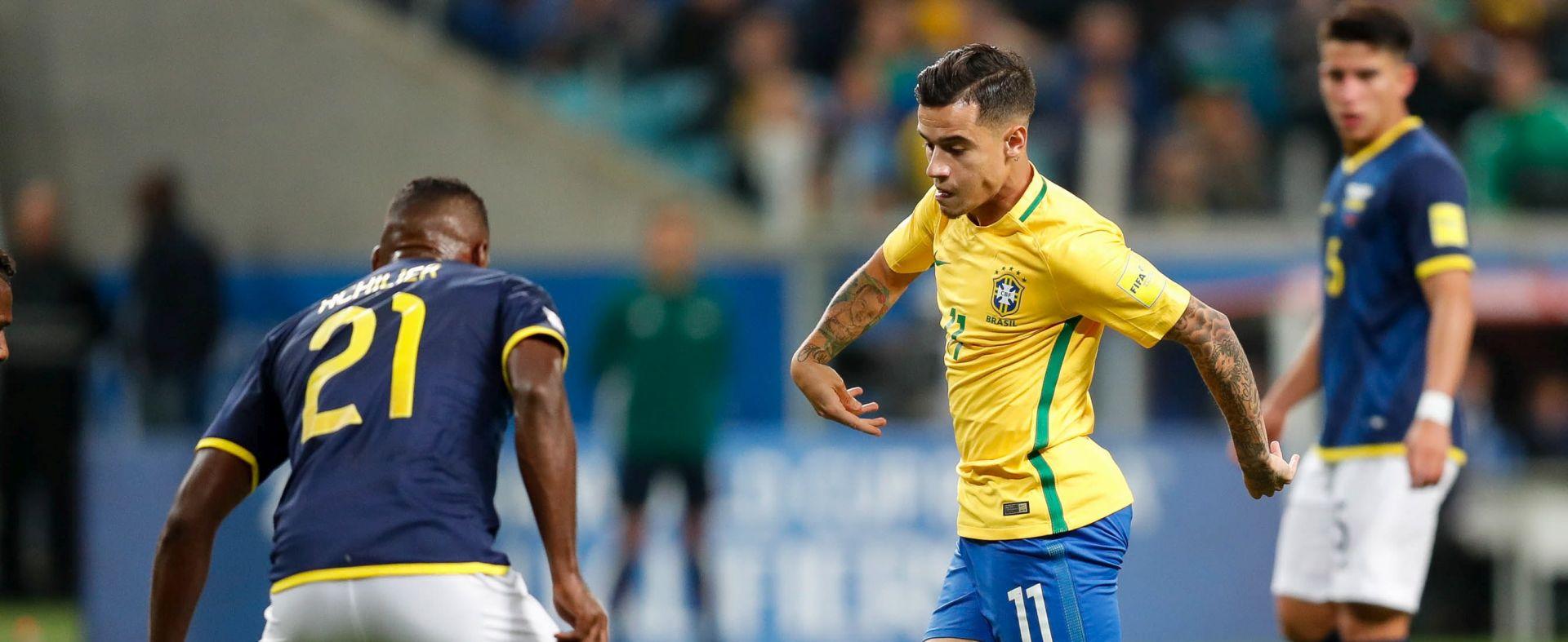 Brazil će se u Londonu pripremati za SP
