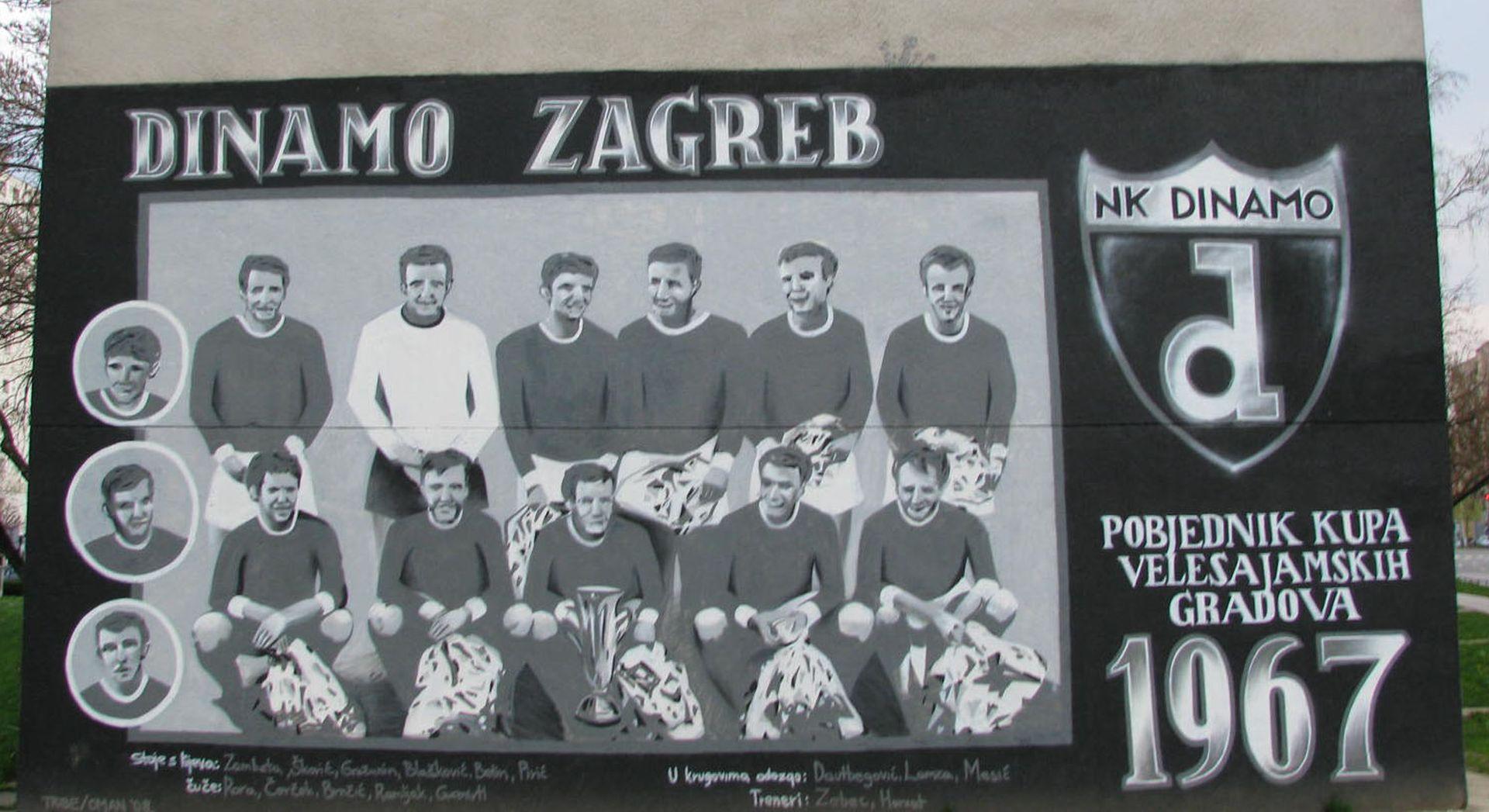 VIDEO: POLA STOLJEĆA Dinamova trofejna generacija se okupila na Jelačić placu