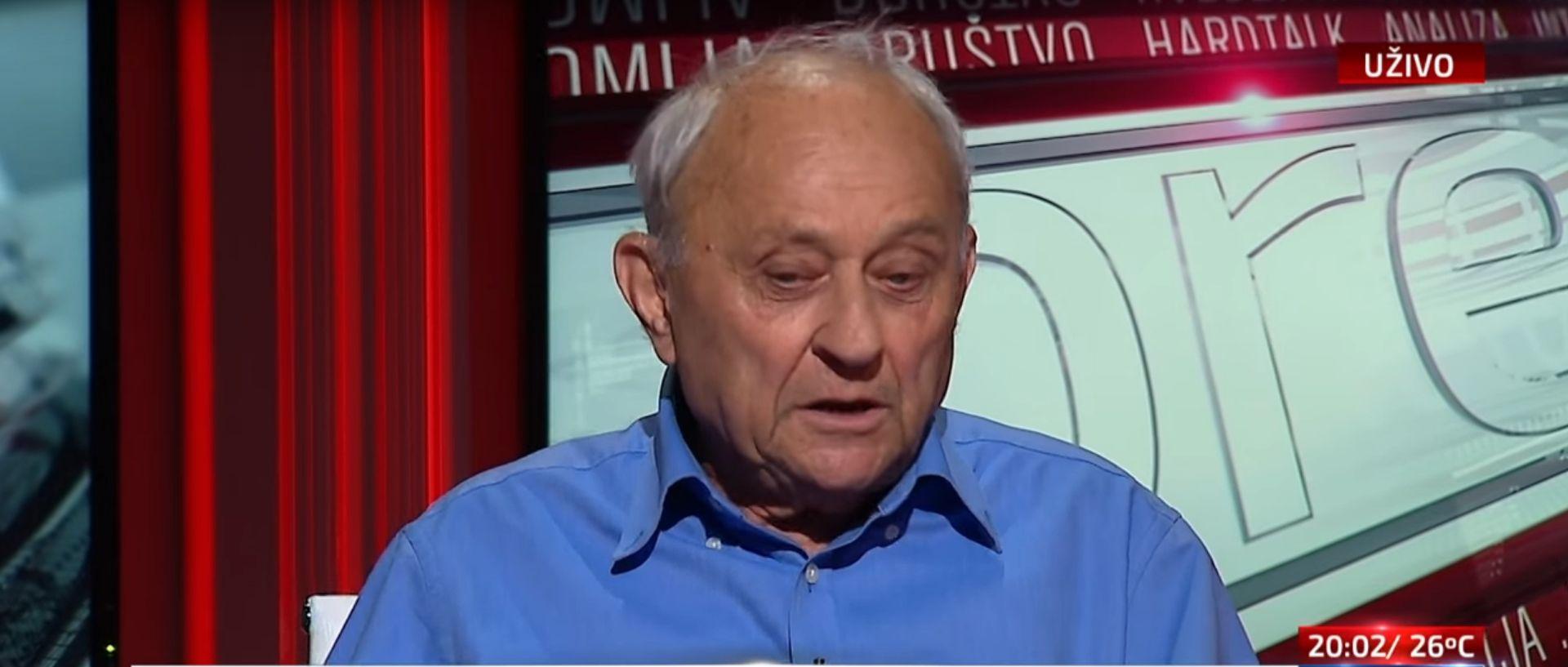 VELIKI GUBITAK ZA HRVATSKU U 90. godini preminuo Slavko Goldstein