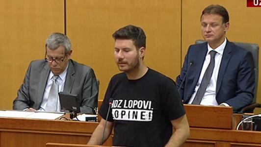"""JANDROKOVIĆ: """"Pernar je jeftin provokator, treba ga ignorirati"""""""