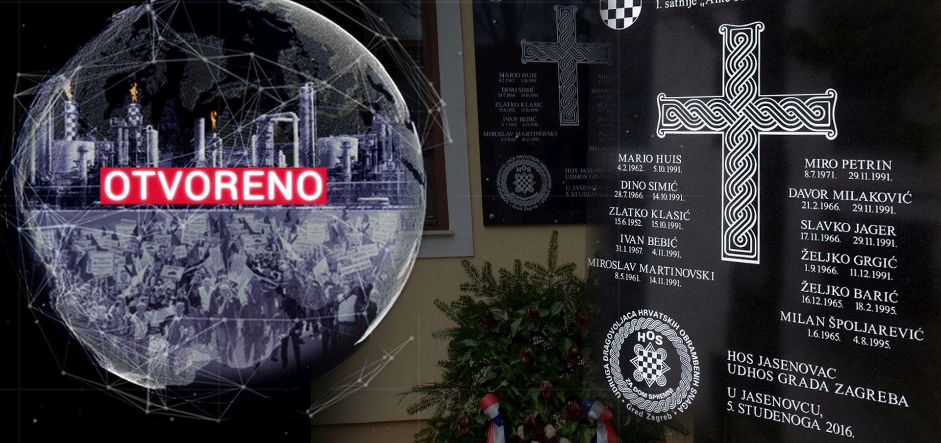 VIDEO: HOS I ZDS Živa, iskričava, provokativna rasprava Hasanbegovića, Nazora, Jakovine i Uzinića