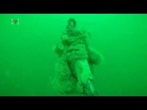 VIDEO: Pronađena njemačka podmornica iz Prvog svjetskog rata