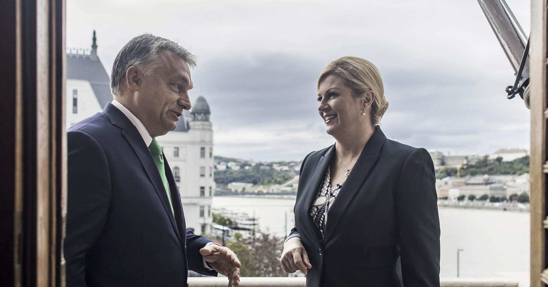 HERNÁDIJEVA SUDBINA bila je ključna tema razgovora u Budimpešti