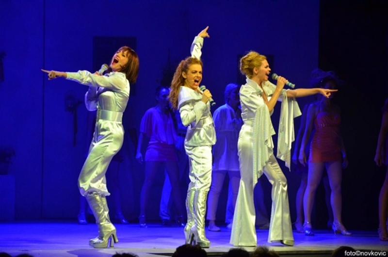 KAZALIŠTE KOMEDIJA Jubilarna izvedba mjuzikla 'Mamma Mia!' otvara novu sezonu