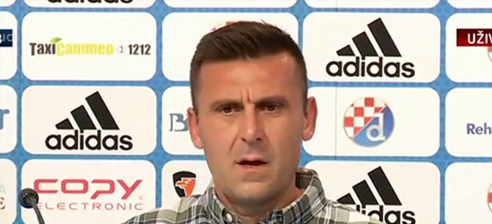 """ISPREBIJAN DINAMOV TRENER CVITANOVIĆ : """"Ako mi želiš oduzeti nogomet, uzmi pištolj i pucaj mi direktno u čelo"""""""