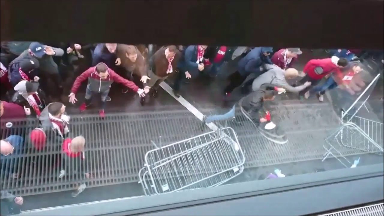 VIDEO: Kaos u Londonu, odgođen početak utakmice Arsenal – Köln