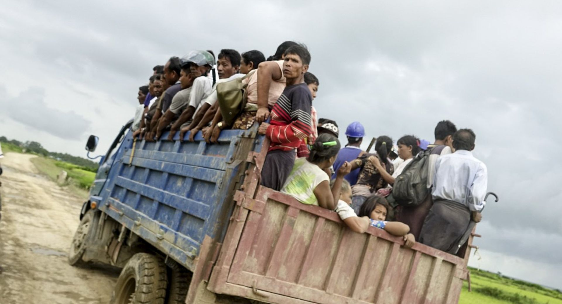 HUMANITARNA KRIZA Oko 90.000 Rohingya pobjeglo od nasilja u Mianmaru