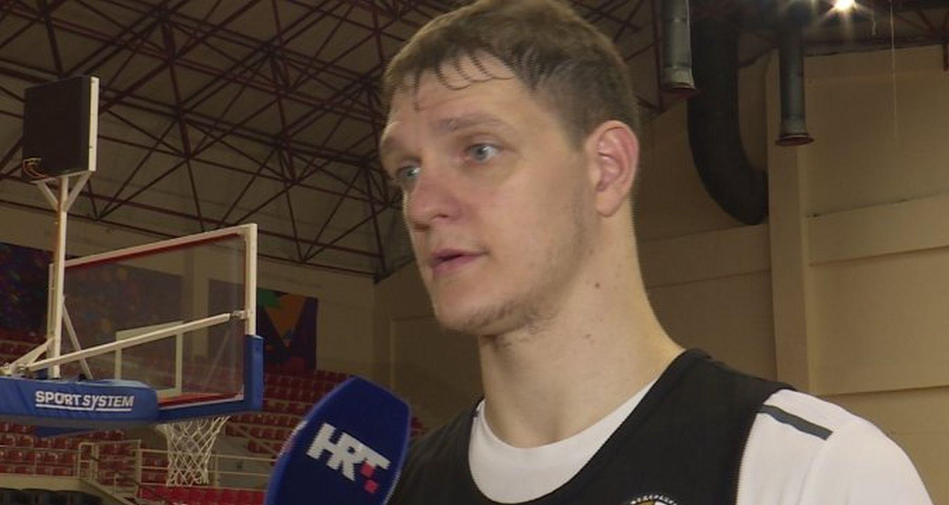 """VIDEO: RUS MOZGOV PRED 1/8 FINALA S HRVATIMA """"Moramo zaustaviti momčad a ne samo Bogdanovića i Šarića"""""""