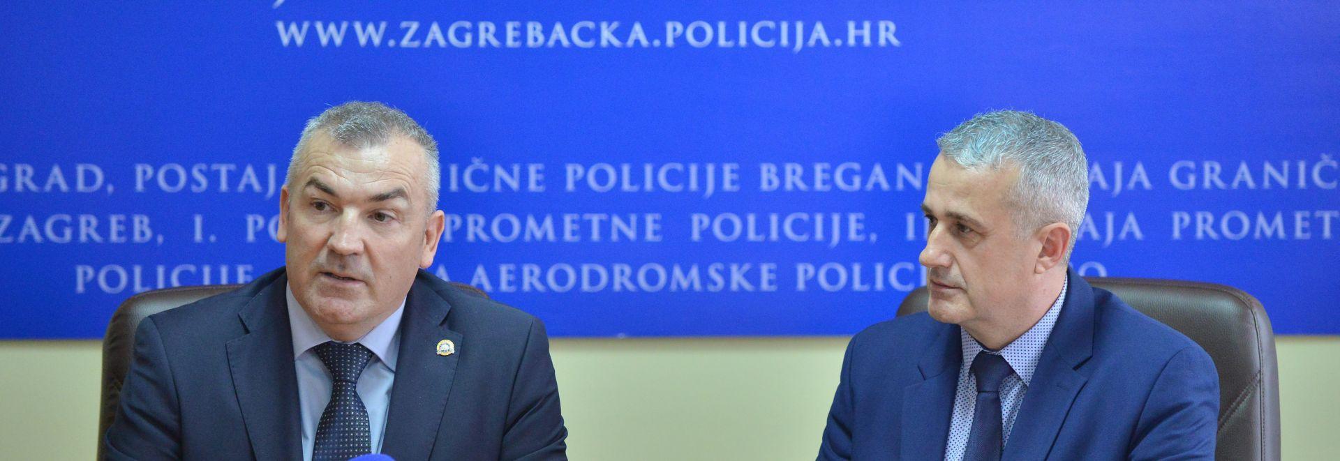 Novi načelnik zagrebačke policije želi iskorak u proaktivnom postupanju i prevenciji nedjela