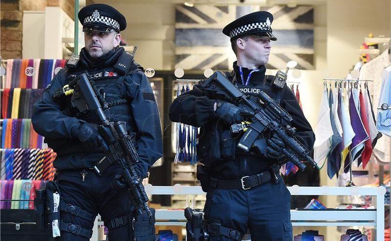 Terorizam na stanici londonske podzemne željeznice, najmanje 22 ozlijeđenih
