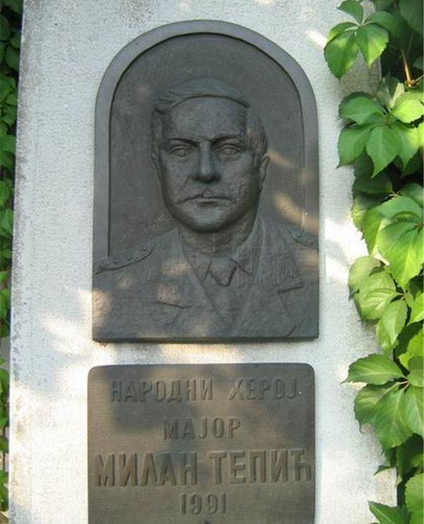 Srbija podigla spomenik majoru JNA koji je raznio skladište oružja u Bjelovaru