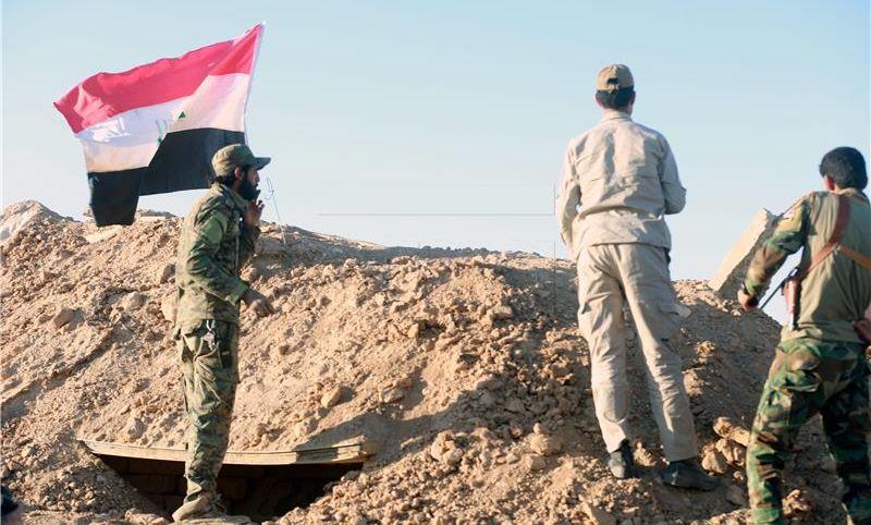 U Iraku otkrivena zajednička grobnica s tijelima džihadista