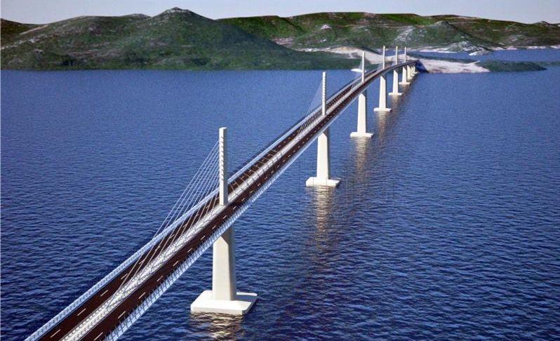 Bošnjački parlamentarci traže da Europski parlament blokira gradnju Pelješkog mosta