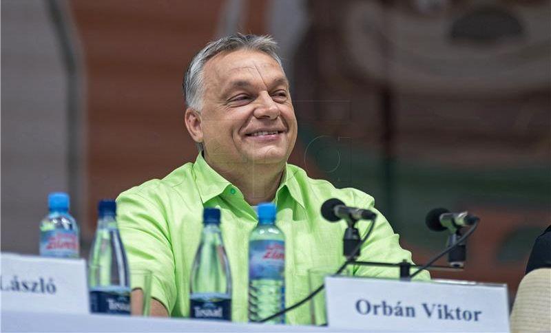 Orban najavljuje borbu nakon presude europskog suda o migrantima