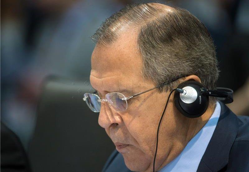 Lavrov upozorio SAD da ne treba sve miješati u vezi iranskog nuklearnog sporazuma