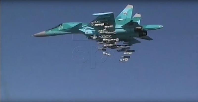 RUSIJA U zračnom napadu u Siriji ubijeni zapovjednici IS-a
