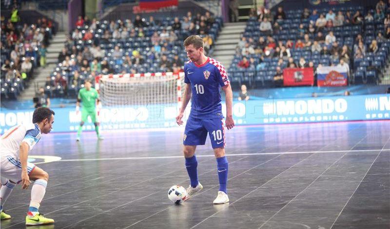 FUTSAL Francuska – Hrvatska 1-1