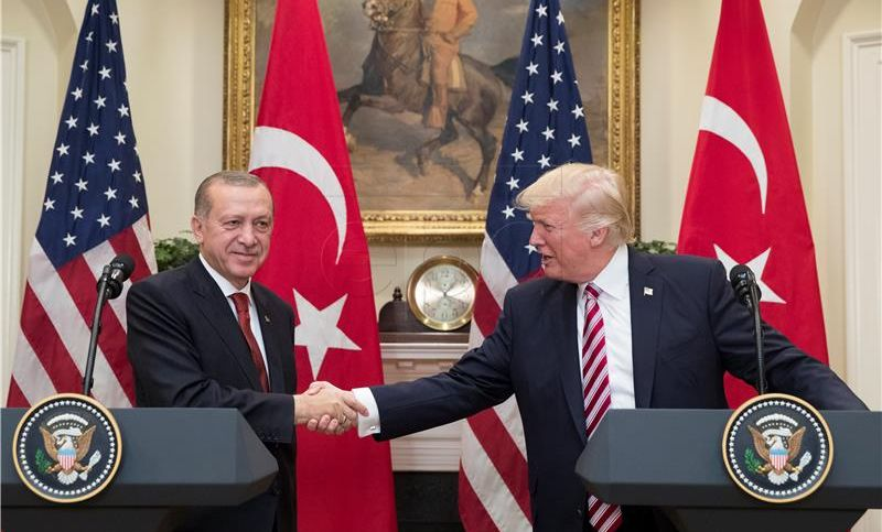 Trump dao dobru ocjenu svom prijatelju Erdoganu