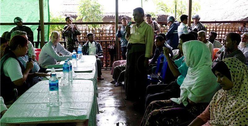 HCR Rohindže u Bangaldešu trebaju pomoć