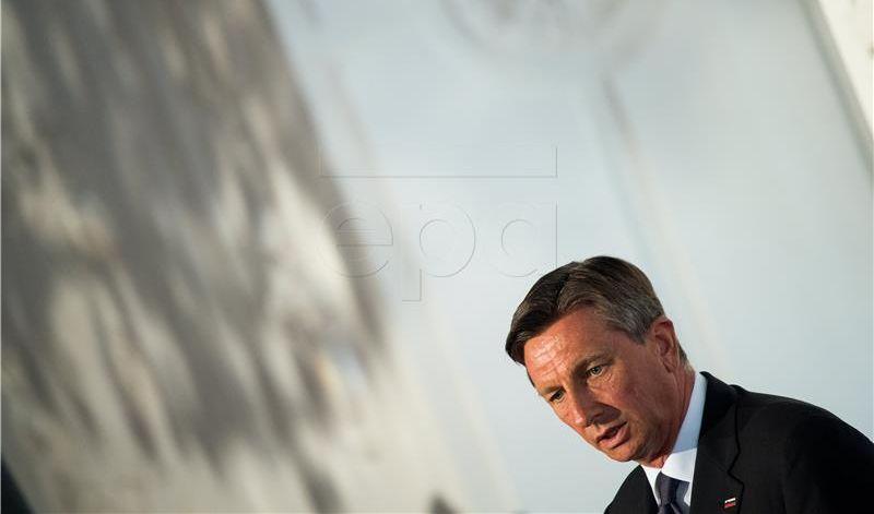 Slovenski predsjednik Pahor dao iskaz o aferi iz vremena dok je bio premijer