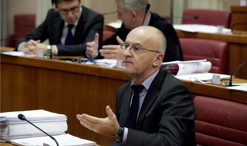 SDP-ov Matić kritički o predloženom zakonu o hrvatskim braniteljima iz Domovinskog rata