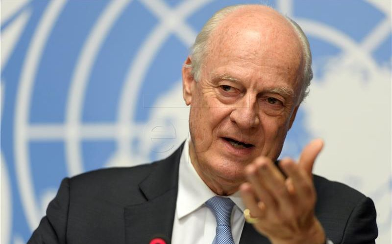 SIRIJSKI MINISTAR U UN-U 'Pobjeda je nadohvat ruke'