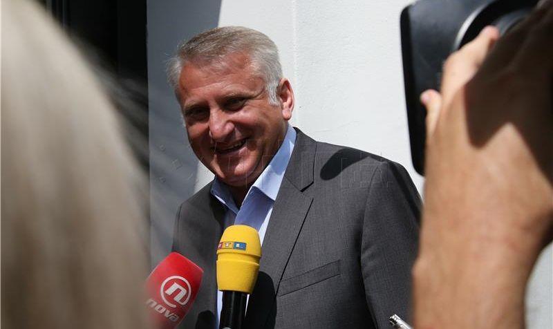 Očekuje se odluka izvanraspravnog vijeća o istrazi protiv Franje Lucića zbog podmićivanja novinara